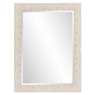 Rosecliff Heights Madbury Tiled Accent Mirror