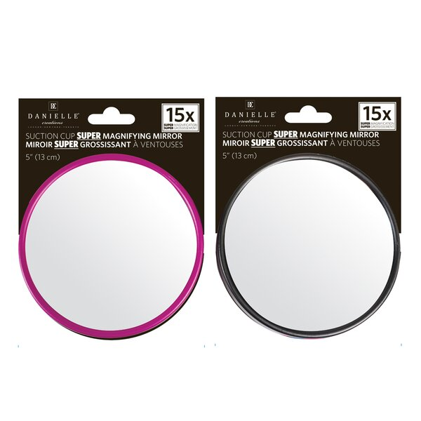 Suction Mirror by Danielle Creations