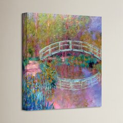 36 x 48 ArtWall William Turners Righi After 1830 4 Piece Gallery-Wrapped Canvas Wall Art Set