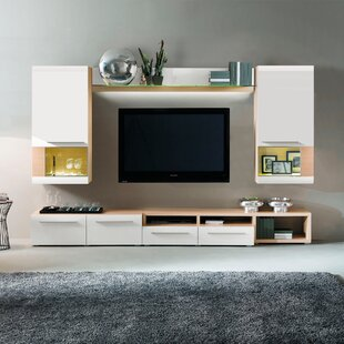 Clarksville Wall Unit Corrigan Studio
