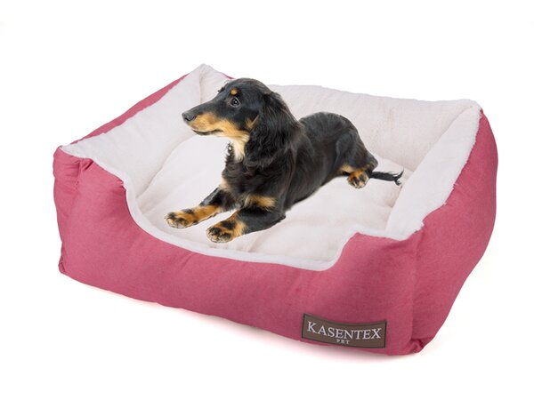 Pet Bolster with Polyester Fill by Kasentex