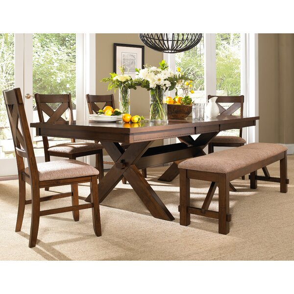 Isabell 6 Piece Dining Set by Laurel Foundry Modern Farmhouse