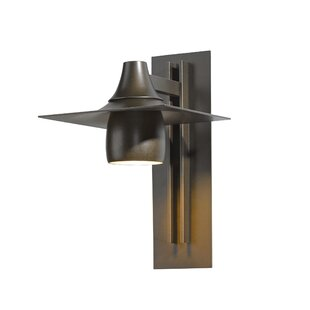 Affordable Hood Outdoor Wall Lantern By Hubbardton Forge