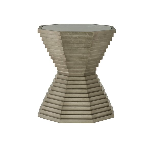 Mosaic End Table by Bernhardt