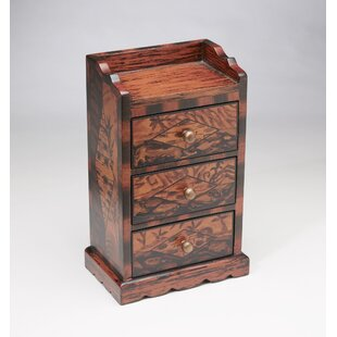 Affordable Price 3 Drawer Jewerly Box ByWorld Menagerie