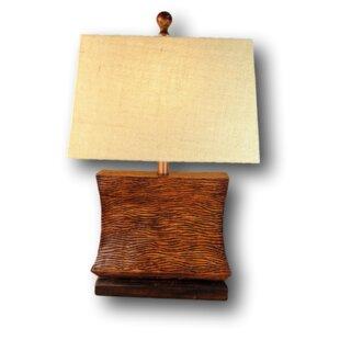 Order Newton St Loe Hourglass Wave Box 24 Standard Lamp By Bloomsbury Market