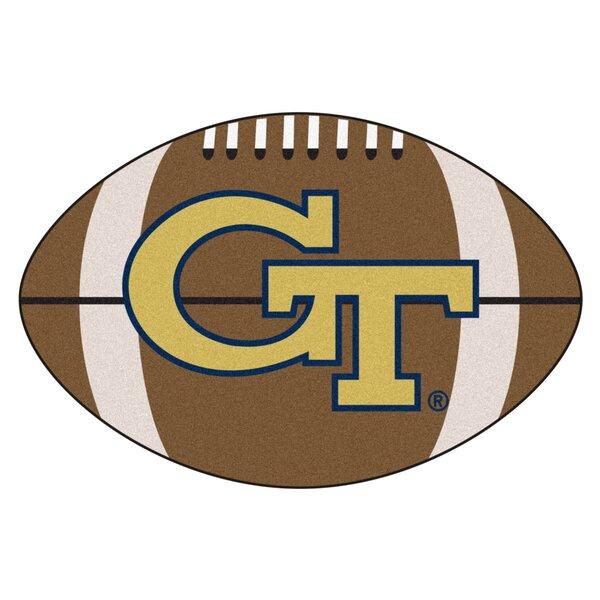 NCAA Georgia Tech Football Doormat by FANMATS