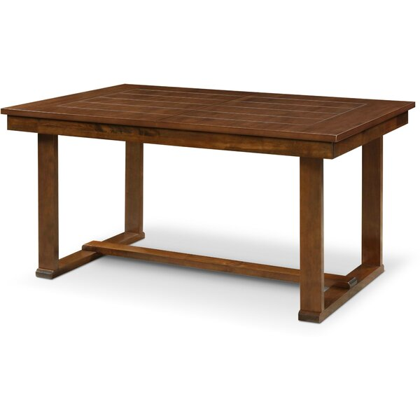 Dalrymple Extendable Dining Table by Millwood Pines