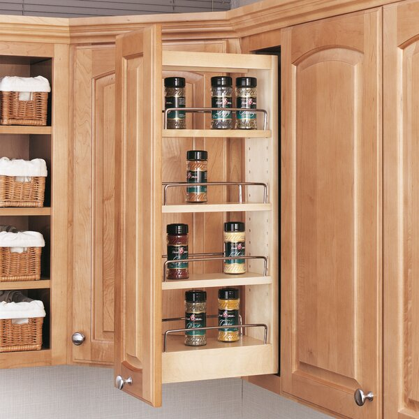 Wall Cabinet Organizer by Rev-A-Shelf