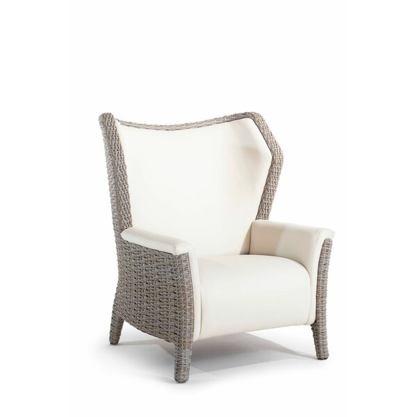 Keper Patio Chair with Cushions by Brayden Studio