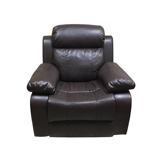 Taveras Manual Recline Glider Recliner by Latitude Run
