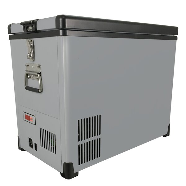 Elite SlimFit Portable 1.5 Cu. Ft. Chest Freezer by Whynter