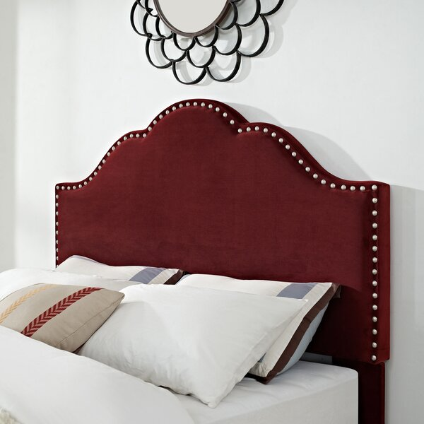 Benedict Upholstered Panel Headboard By Alcott Hill by Alcott Hill Wonderful