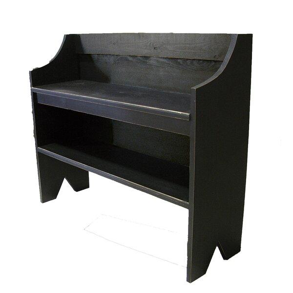 Caslin Wood Storage Bench