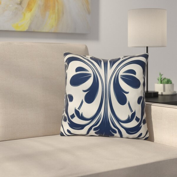 Harmen Outdoor Throw Pillow by The Twillery Co.