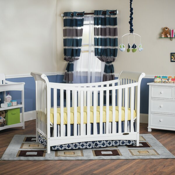 Ashton Traditional 3-in-1 Convertible Crib by Child Craft