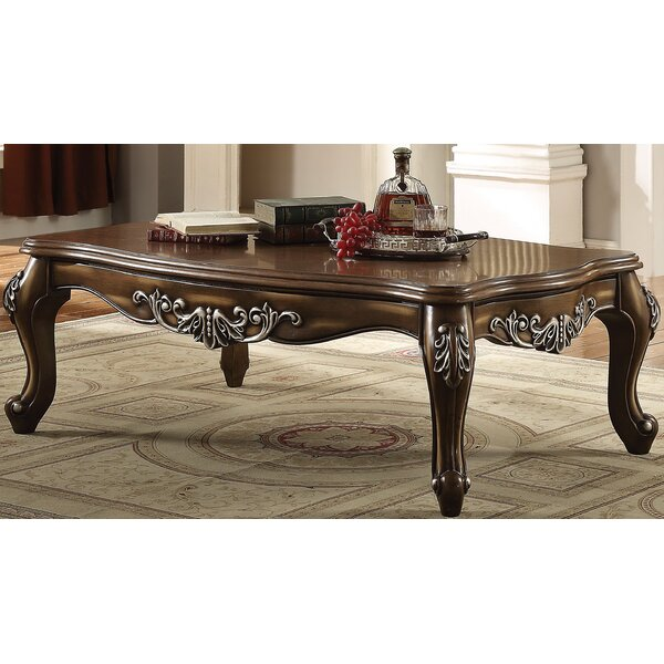 Mccloud Coffee Table by Astoria Grand
