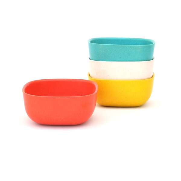 Canton V2 Dessert Bowl Set (Set of 4) by Langley Street