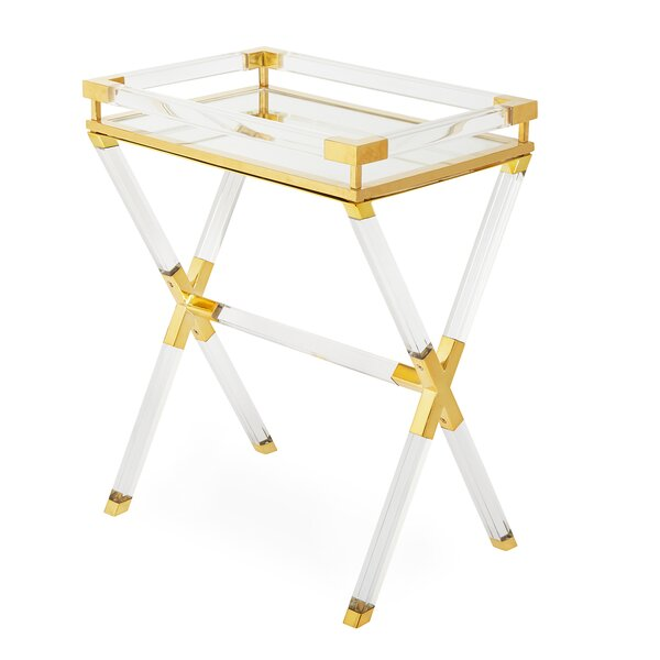 Jacques Tray Table by Jonathan Adler| @ $895.00