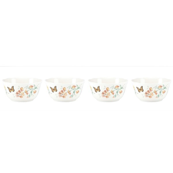Butterfly Meadow 16 oz. Melamine All Cereal Bowl by Lenox
