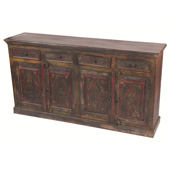 Pentecost 4 Drawer Sideboard by World Menagerie