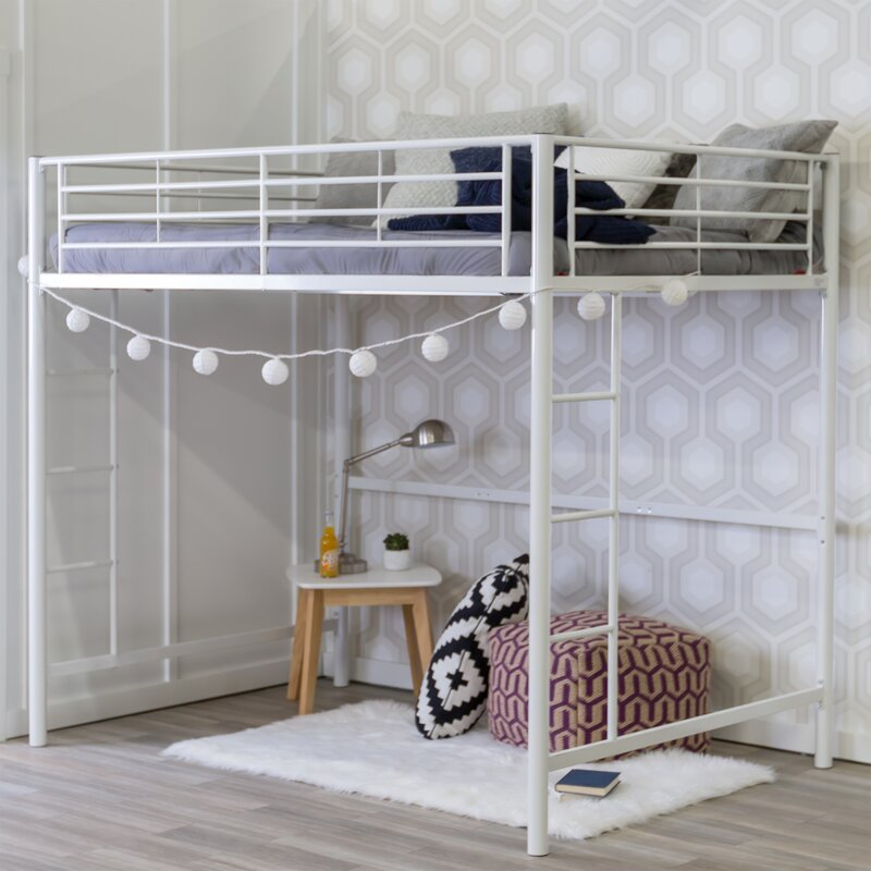 Viv + Rae Maurice Full Loft Bed & Reviews