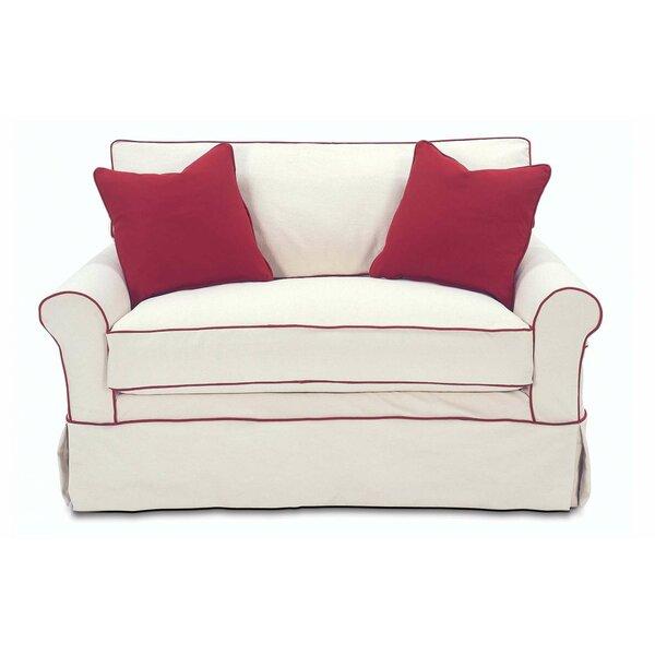Somerset Twin Sleeper Sofa by Rowe Furniture
