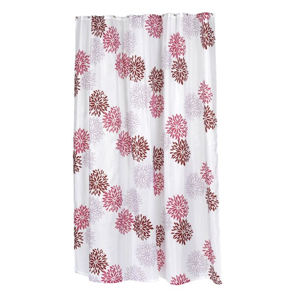 Emma Shower Curtain by Carnation Home Fashions