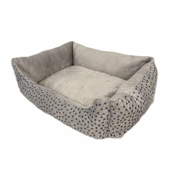 Eco Friendly Extra Plush Soft Dog Bolster by Stratford Home