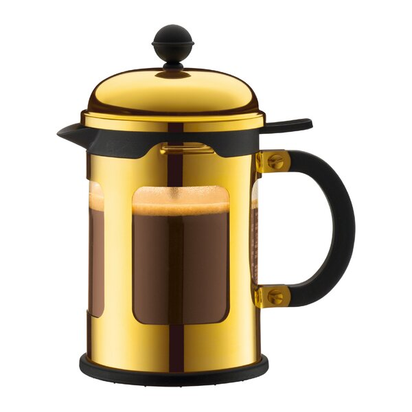4-Cup Chambord French Press Coffee Maker by Bodum