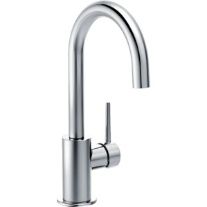 f faucet down handle pdsl rct slate pasadena productdetailmain pull product kitchen faucets