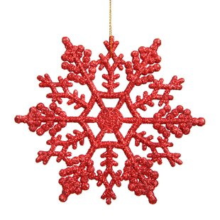 red christmas ornaments you ll love wayfair