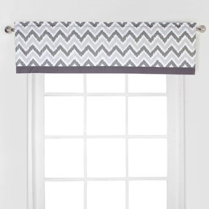 Mix N Match Zig Zag Curtain Valance