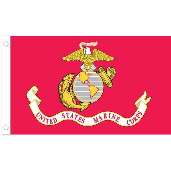 U.S. Marine Corps Flag by U.S. Flag Store
