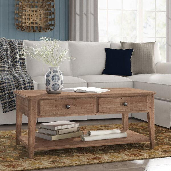 Gwinnett Coffee Table by Birch Lane™ Heritage