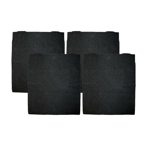 Kenmore 295 Series Carbon Pre Filter (Set of 4) by Crucial