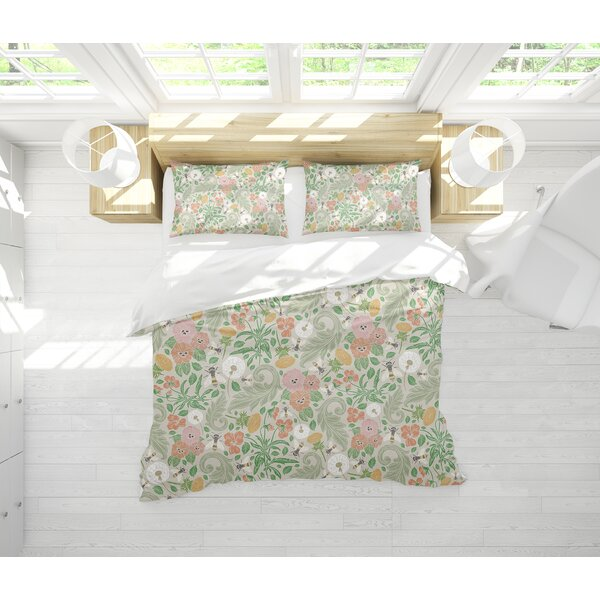 Euria GREY Comforter Set By Winston Porter