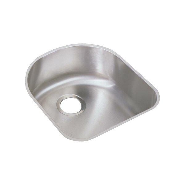 Lustertone 19 L x 20 W Undermount Kitchen Sink by Elkay
