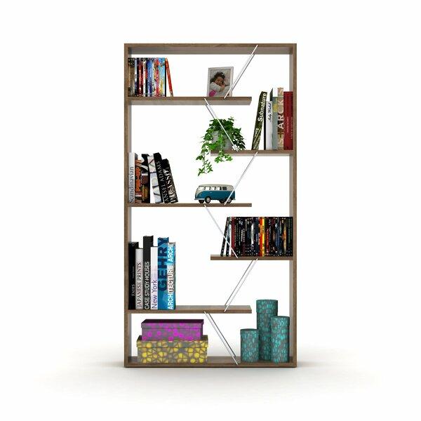 Orville Standard Bookcase by Brayden Studio