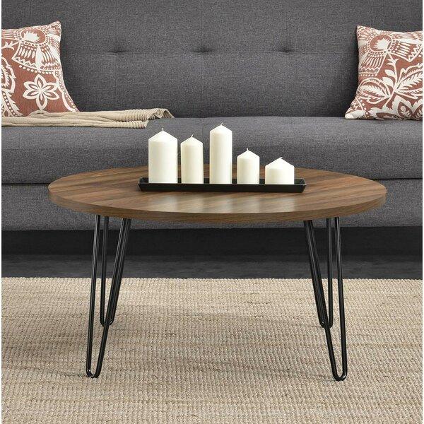 Bronstein Retro Coffee Table by Mercury Row