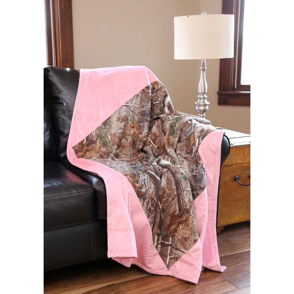 Realtree AP Throw Blanket by Realtree Bedding