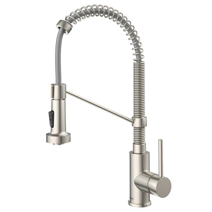 Bolden™ Series Pull Down Single Handle Kitchen Faucet