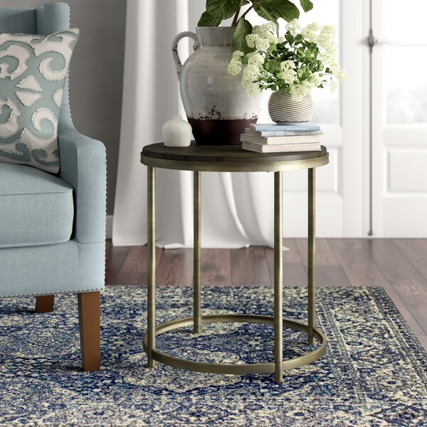 Rockleigh End Table by Birch Lane™ Heritage