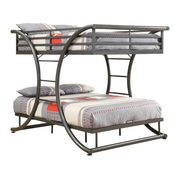 Aquavia Bunk Bed by Harriet Bee