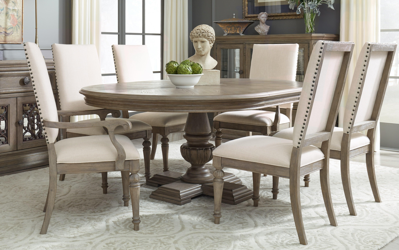 Bonham 7 Piece Extendable Dining Table Set