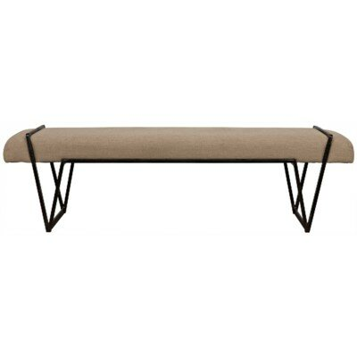 Larkin Upholstered Bench by Noir