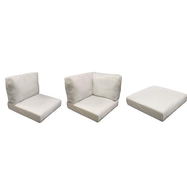 Miami 16 Piece Outdoor Cushion Set by TK Classics