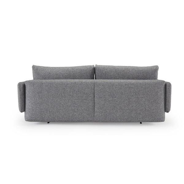 Dublexo Frej 92-inch W Square Arm Sleeper by Innovation Living Inc. Innovation Living Inc.