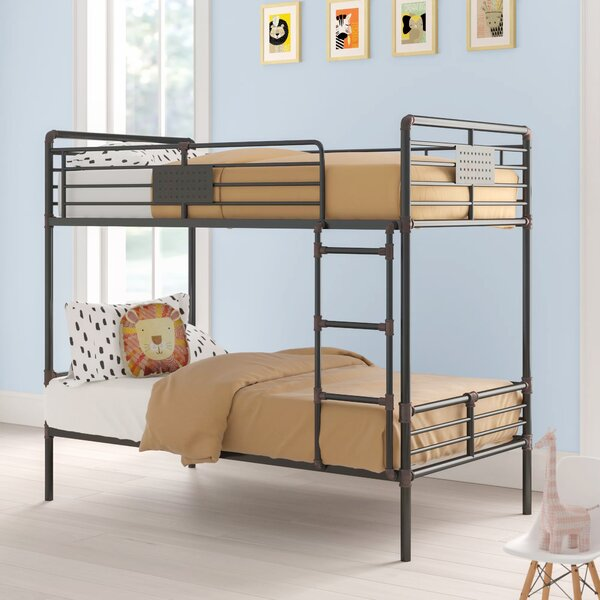 Apamea Twin over Twin Bunk Bed by Mack & Milo