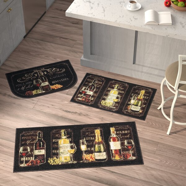 Bella 3 Piece Chalkboard Sign Mat Set